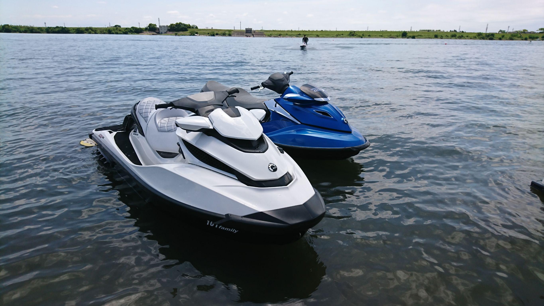 SEA DOO GTX155 シート張替え