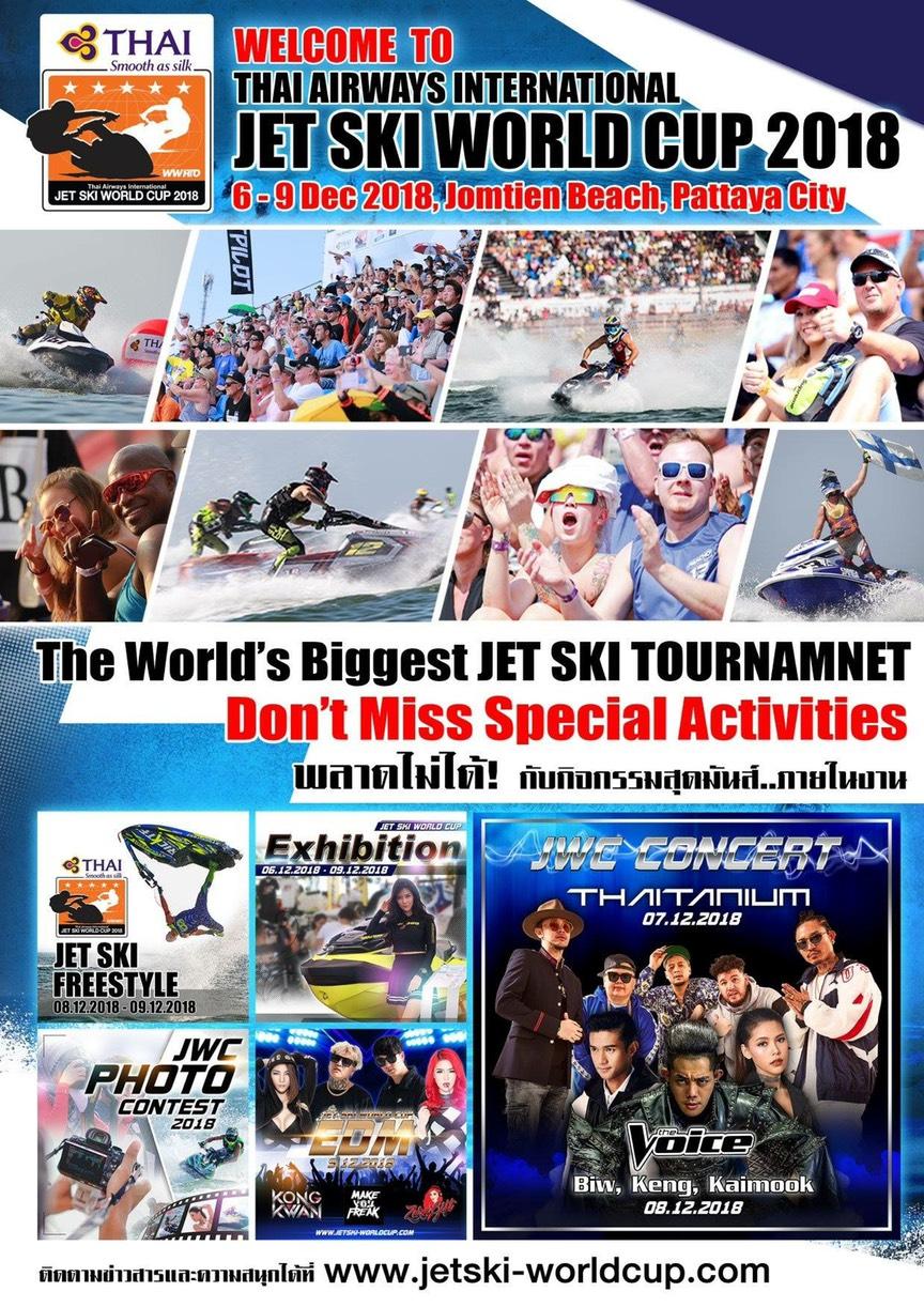 2018ジェットスキーワールドカップ