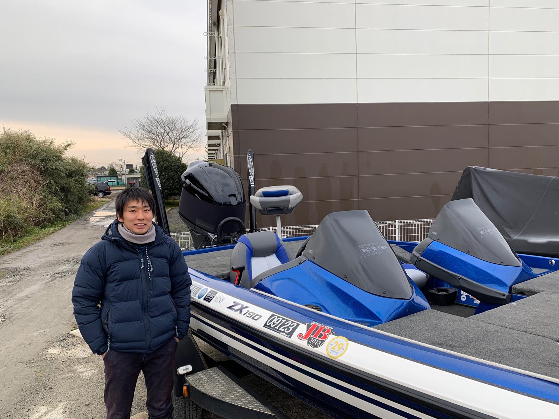琵琶湖バス釣りガイド