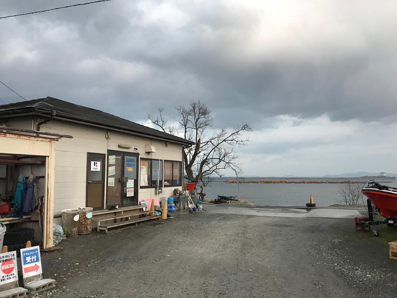 琵琶湖のレンタルボート アサヒマリーナ