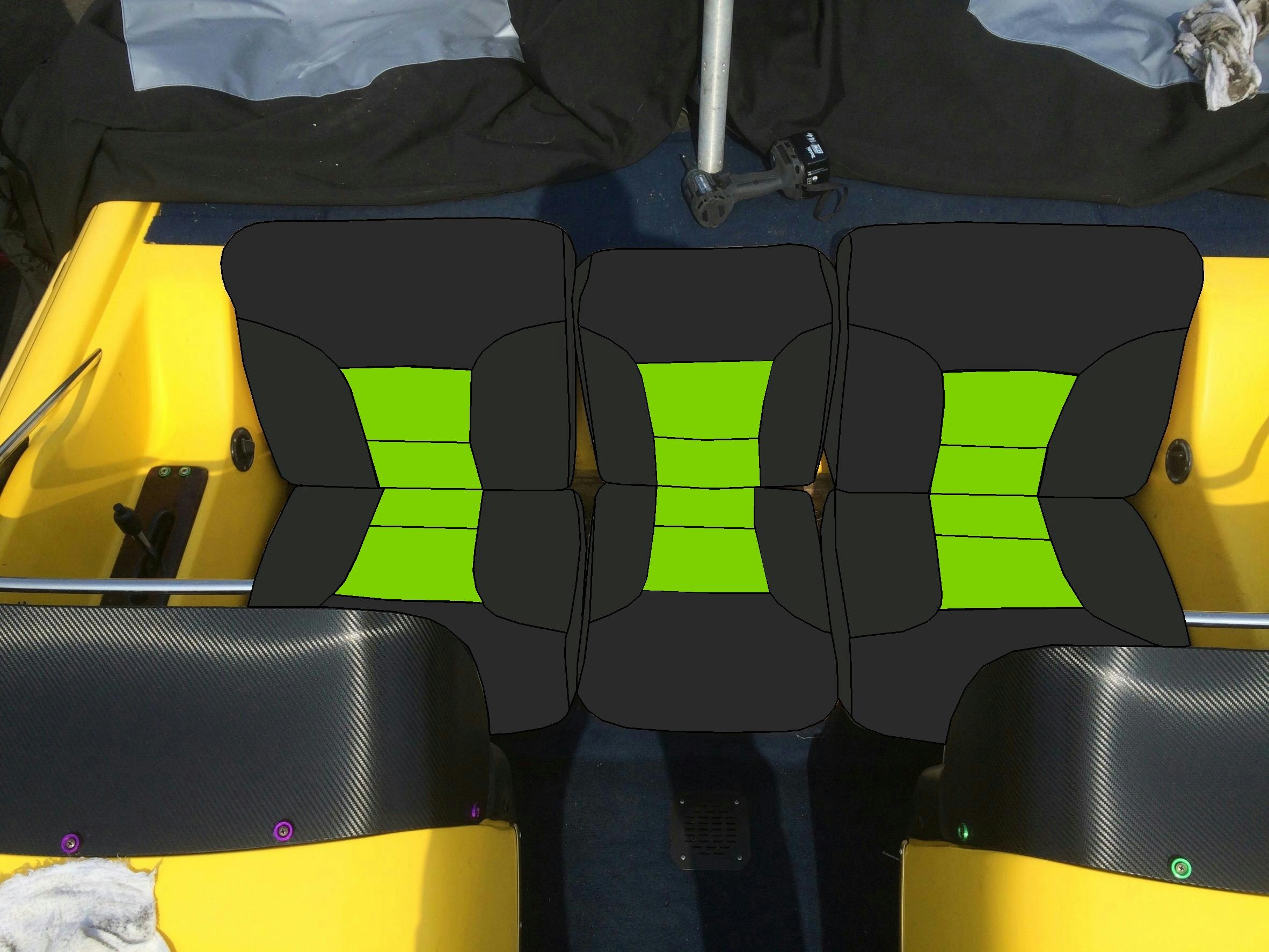 ギャンブラーボートシートイメージ