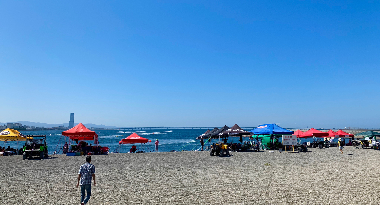 二色の浜ジェットスキーレース