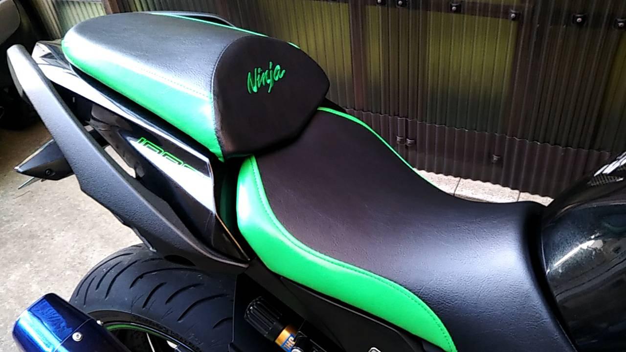 ninja1000シート