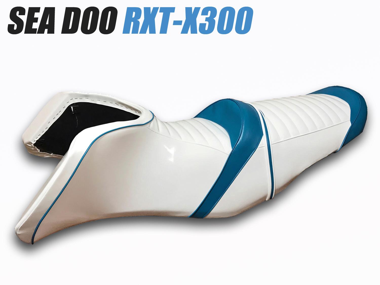 SEADOO RXT-X300 シート張替え
