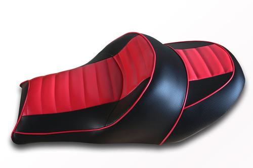 ジェンマ250バケットシート製作