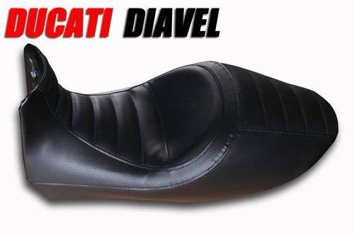 ドゥカティ ディアベル シート張替え DUCATI Diavel