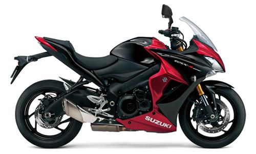 SUZUKI GSX-S1000F ABS シート張替え