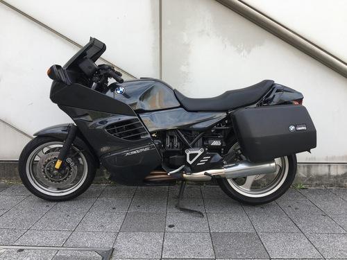 BMW K1100RS シート張替え