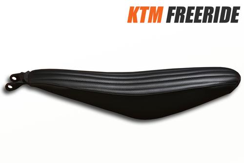 KTM FREERIDE (フリーライド) シート張替え