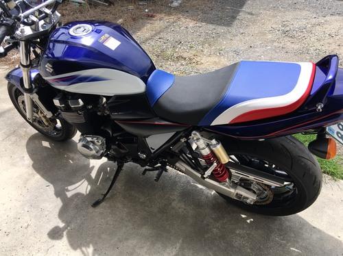 SUZUKI GSX1400 シート張替え