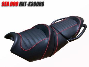 SEADOO RXT-X300RSシート張替え