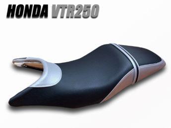 VTR250シート張替え
