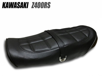 Z400RS シート張替え